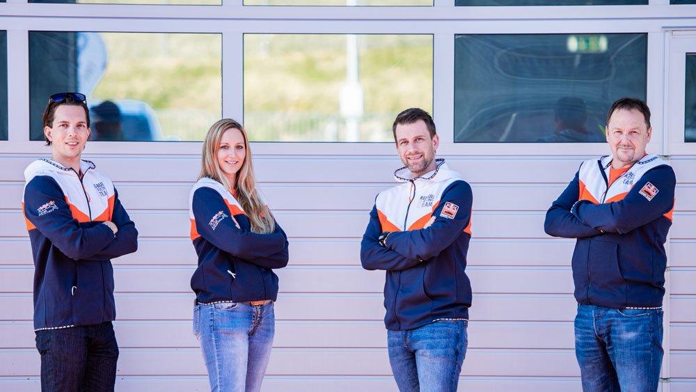 bg sportpromotion team